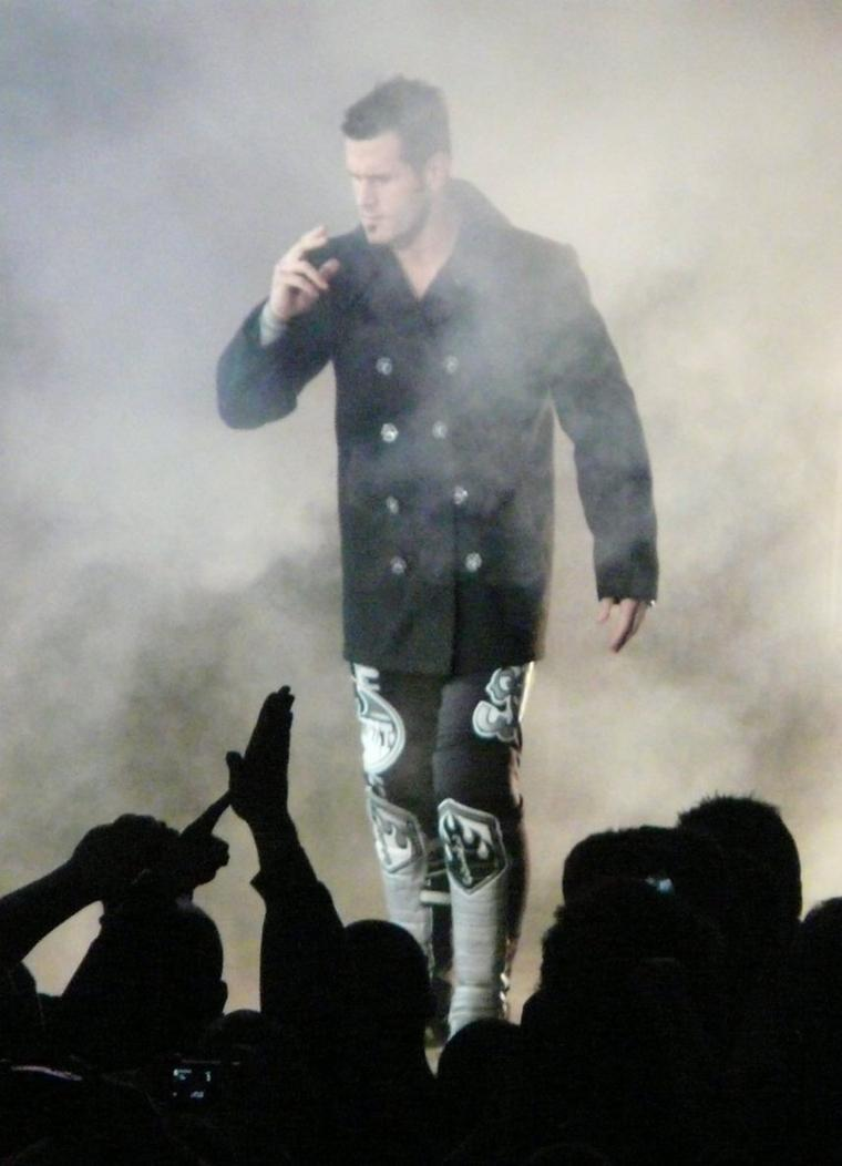 alex shelley (article demandé)