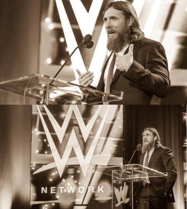 DANIEL BRYAN WRESTLEMANIA DIARY: DAY 1 PHOTOS