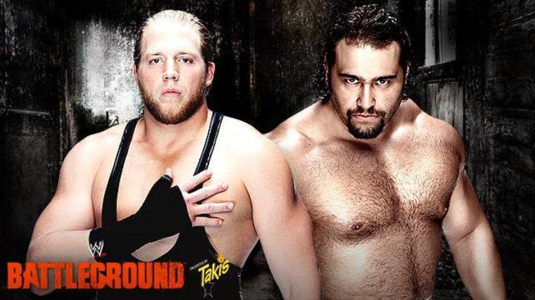 ce soir c battleground a 2h15 sur AB1