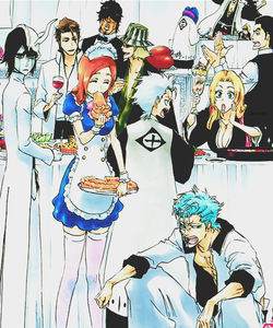 Commu' One Piece - Bleach et Fairy Tail ~
