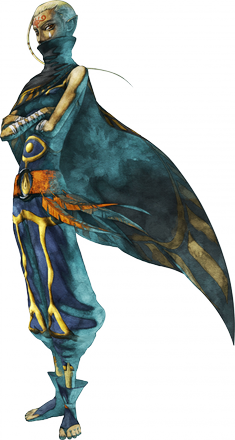 Impa (Skyward Sword suite )