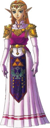 Les personnages d'Ocarina of Time