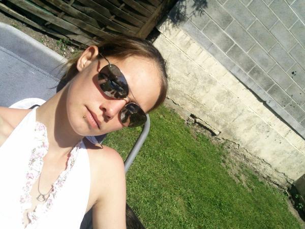 moi en mode du soleil