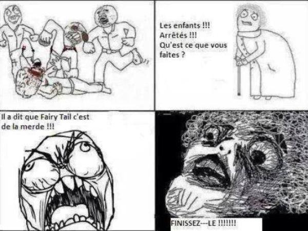 *** C'est se qui arrive si quelqu'un insulte Fairy Tail = ***