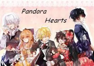 *** Incarne ton mangaka préféré: Jun MOCHIZUKI, Pandora Hearts ***