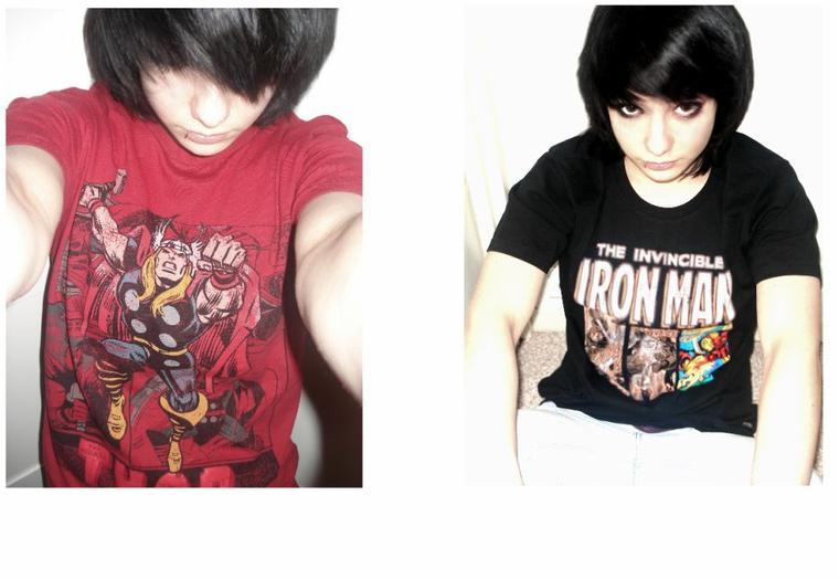 Marvel et moi, c'est une histoire d'amour.