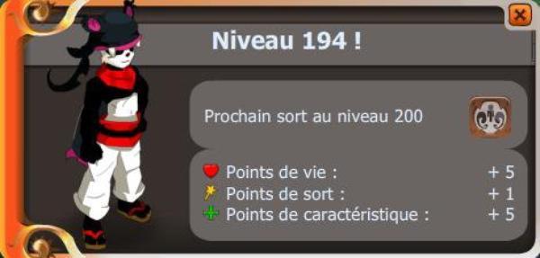Panda up level 194 :) !