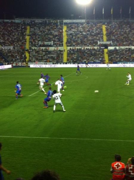 Levante 2 / Madrid 3