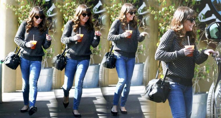 22/11/14:Lea et Matthew en randonnée à Los Angeles
