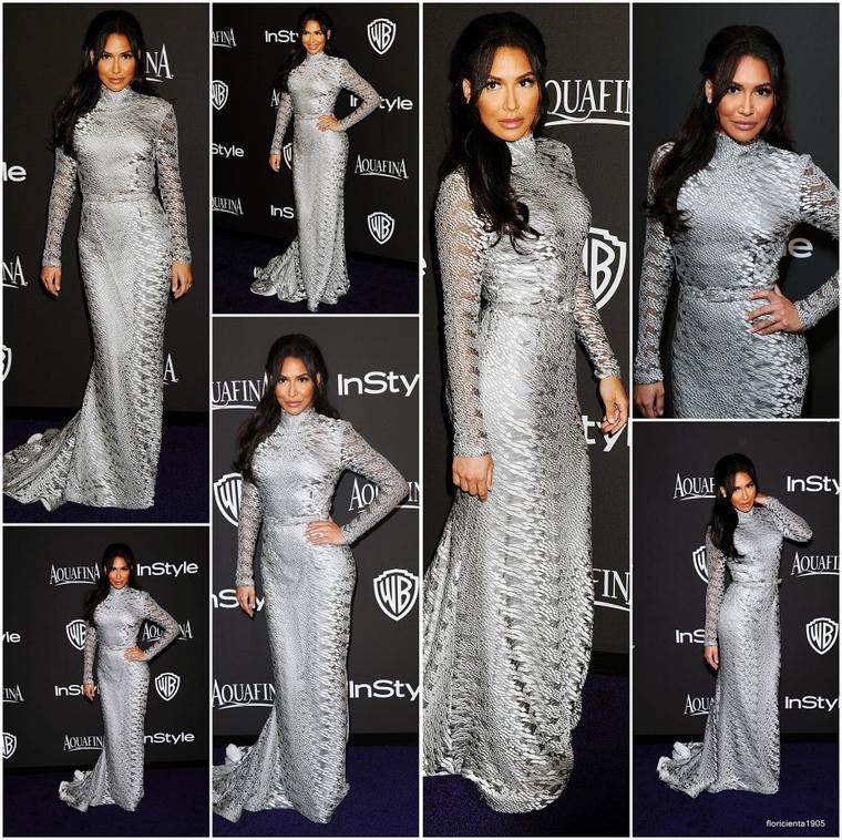 11/01/15:Lea s'est rendu à la Post-Party des Golden Globe Awards à l'Hôtel Hilton à Beverly Hills.