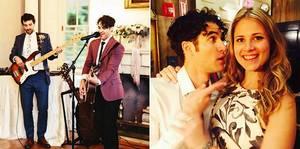 24/06/16:Darren et Mia au mariage de Chris Lorentz