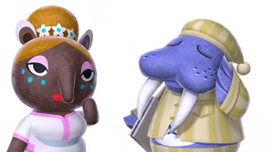Code Onirique Animal Crossing : New Leaf