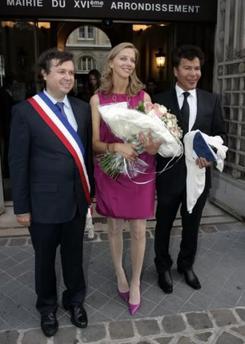 Amélie de Bourbon de Parme est Enceinte...