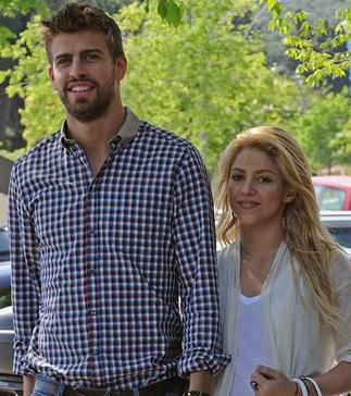 Shakira est Enceinte!