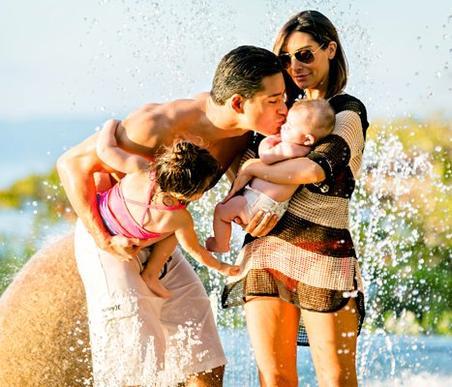 Famille Lopez en vacances!
