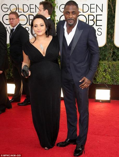 Les futures mamans se dévoilent aux Golden Globes!