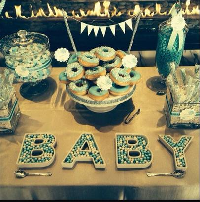 Baby Shower de Gwen Stefani & Evelyn Lozada!