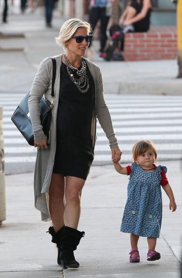Les futures mamans s'arrondissent!