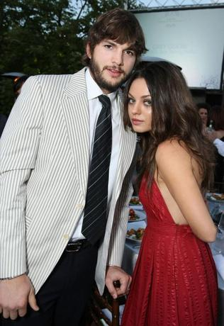 Ashton Kutcher et Mila Kunis bientôt Parents!