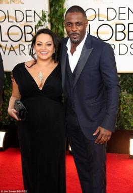 Idris Elba est Papa!