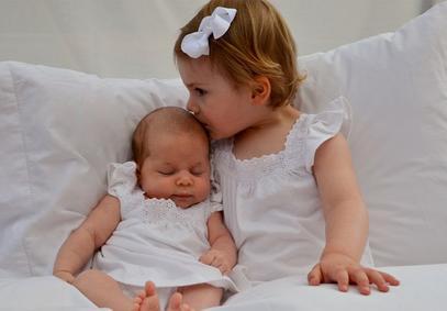 Les bébés royaux!