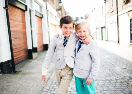 Les enfants royaux grandissent!