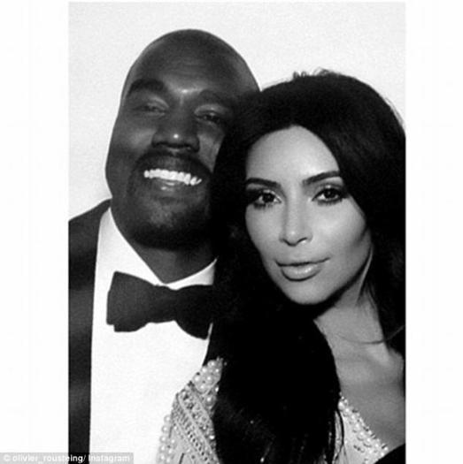 3ème Mariage de Kim Kardashian!