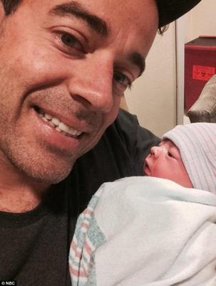 Carson Daly est Papa de Bébé N°3!