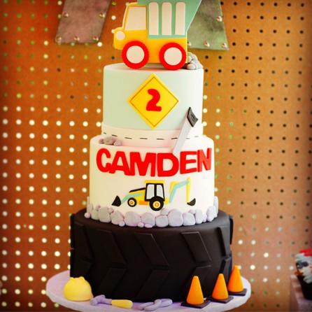 Finn McDermott & Camden Lachey fêtent leurs 2 ans!