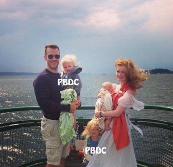 Famille Van Der Beek!