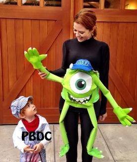 Les futures mamans se déguisent!