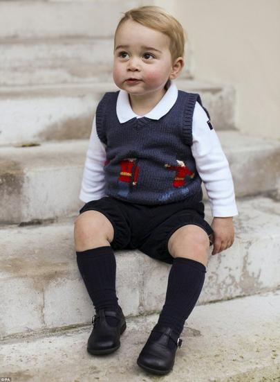 Prince George de Cambridge!