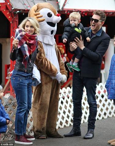 Les bébés fêtent Noël!