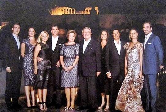 Les familles royales prennent la pose pour 2015!