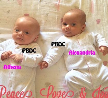 Présentations des Nouveaux-nés!