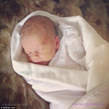 Ali Larter est Maman de Bébé N°2!