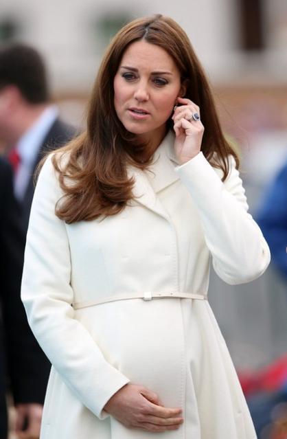 Les futures mamans royales s'arrondissent!