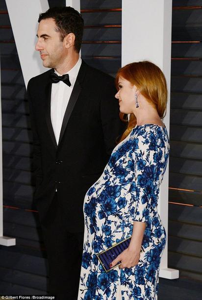 Les futures mamans aux Oscars!