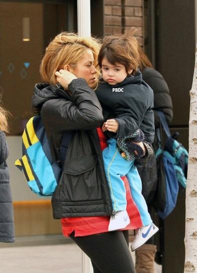 Famille de Shakira!