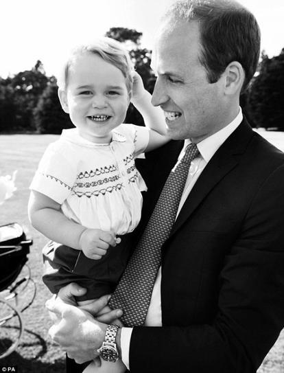 Baptême de la Princesse Charlotte de Cambridge!