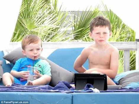 Coleen Rooney enceinte de Bébé N°3!