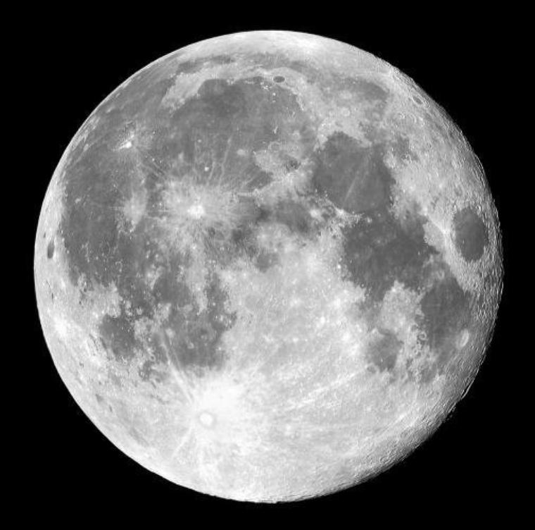 Entièrement lune *