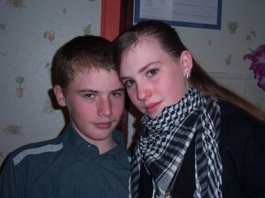 moi et la couz =)