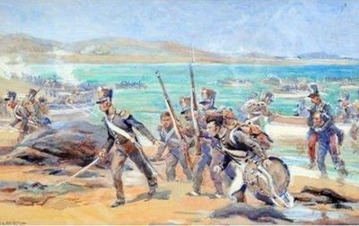 Fresque de l'histoire du colonialisme