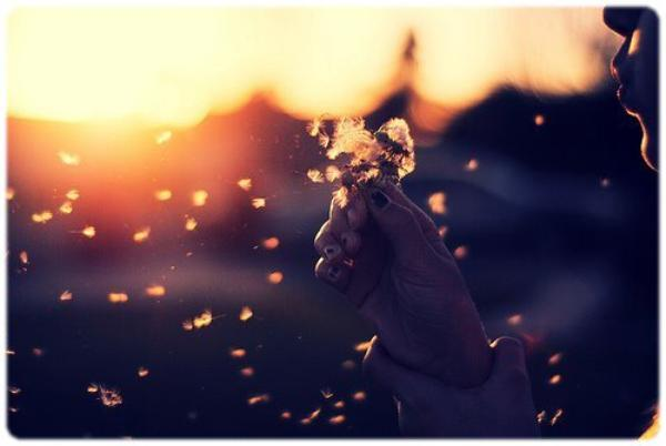 J'ai l'impression que si je te perds un instant, je te perds pour toujours.