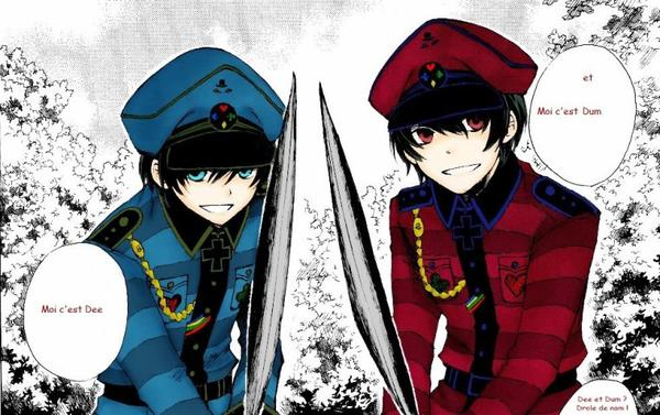 Akisame et Aru  a Wonderland , Chap 2 : Un nouveau départ