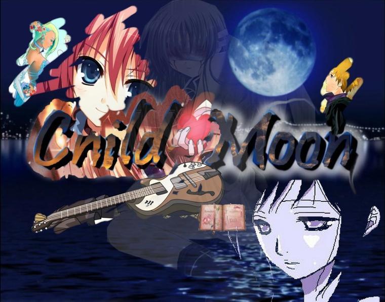 ;) Bienvenue sur mon blog Child-Moon :)