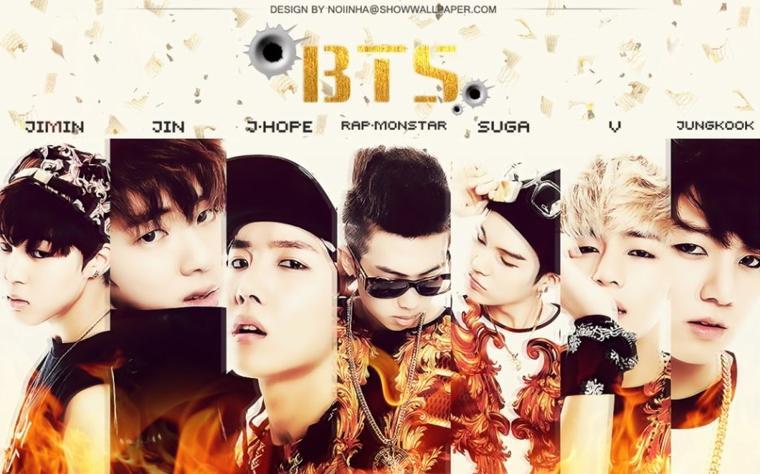 BTS <3