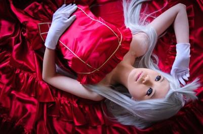 Cosplay Mirajane Strauss