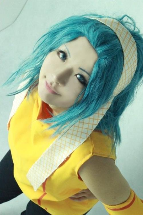 Cosplay Lévy McGarden